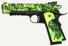 Eagle LR Zombie from Iver Johnson Arm There is no way I'd use this on z day but its too cool not to have