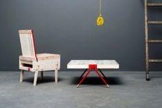 Verlaten houten meubels « EYEspired
