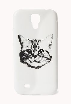 I Wuv Dis!!!!! Cool Cat Phone Case | FOREVER 21 - 1000065700