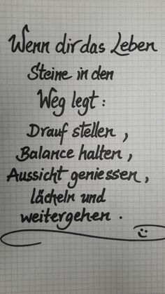 Wenn dir das Leben Steine in den Weg legt: Drauf s… – If life puts you in the way of stones: on it s … – you True Quotes About Life, Deep Quotes About Love, Love Yourself Quotes, Love Quotes For Him, Quotes To Live By, Life Quotes, Life Memes, Citation Einstein, Albert Einstein Quotes