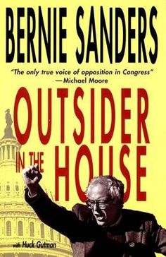 Outsider in the House by Bernie Sanders | PenguinRandomHouse.com  Amazing book I had to share from Penguin Random House