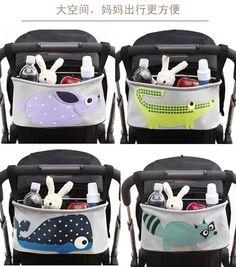 Kinderwagen Bag Rabbit Strollers Mommy Carter Pouch Baby Stroller Cartoon Waterproof Stroller Accessories Storage Hanging Bag-in Strollers from Mother & Kids on Aliexpress.com | Alibaba Group