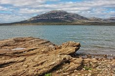 View of Mount Scott From Lawtonka by Eugene Campbell Lawton Oklahoma, Wichita Mountains, Mountain Landscape, Fine Art Photography, Wave, Beautiful Places, Scenery, Medicine, Photographs