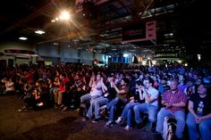 SXSW Interactive launches Gaming Awards show for 2014 fest (photo by Julia Robinson for the American-Statesman)