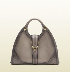 If anyone is feeling generous this Valentines day I would like this Gucci stirrup leather top handle bag