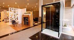 Salon sprzedaży GALERIE VENIS - przestronne wnętrze, produkty od ponad 70 renomowanych, światowych producentów.