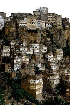 Al Hajjara - Yemen