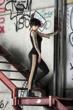 #gabrielladeplano #fashion #collection2013 # leggins #jersey #moda #madeinitaly  #camoscio