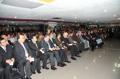 El gobernador Javier Duarte de Ochoa, inauguró el Congreso Nacional Reforma al Juicio de Amparo en el Siglo XXI, organizado por la Universidad de Xalapa.