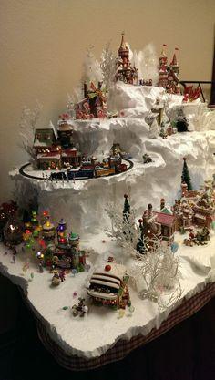 Resultado de imagen para navidad en el polo norte