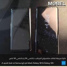 A quick look at #Samsungs jet black #GalaxyS8 & Galaxy S8   #MOBEL . . نظرة سريعة لهاتف سامسونج المرتقب: جالكسي S8 و جالكسي S8 بلاس . . _______________ . #Android #iOS #Apple #Samsung #APK  #App #Bahrain #Programming #mobelmedia #developer . . For More Apps & Info Follow Us: #Instagram & #Twitter @mobelmedia . Web: mobelmedia.com