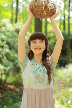 #morikei, #mori, #forestgirl, #taobao