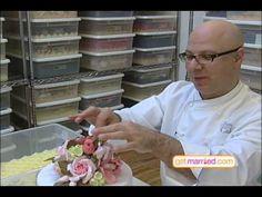 Ron Ben Israel discusses making cakes, flowers, etc.