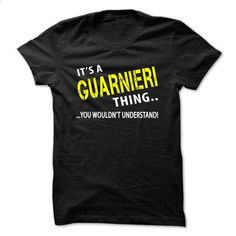 Its a GUARNIERI Thing - #gift card #hostess gift