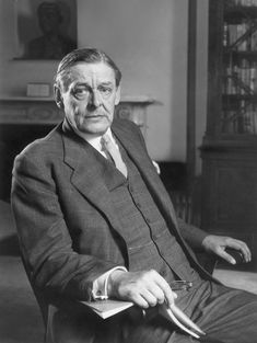 T.S. Eliot Gin and drugs, dear lady, gin and drugs. — When asked about inspiration
