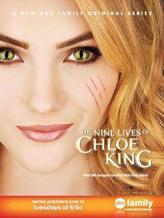 The Nine Lives of Chloe King...wish it wasn't canceled.