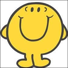My name is mr happy