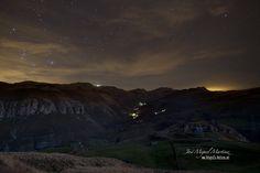 #Fotografíanocturna #SanRoquedeRiomiera #Cantabria #Paisajeastronómico