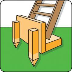 Les vis placées dans le bois peuvent se desserrer. Un problème facile à régler: lisez nos conseils de bricolage pour des solutions simples.