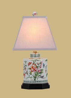 : East Enterprises - Lamps, Shades and Accessories Porcelain Sink, China Porcelain, Painted Porcelain, Pink Bedrooms, Noritake, Needful Things, Lamp Bases, Home Accents, Shades