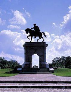 Travel & Explore | USA | Houston, Texas | Houston, Sam Houston Park