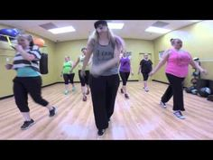 Drop It Low - Ester Dean & Chris Brown Zumba with Mallory HotMess. I WILL get this down.. lol