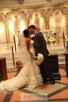 Real Wedding: Chris & Michelle