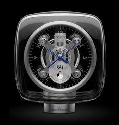 Atmos 561 Clock  2008 - Jaeger Le-Coultre