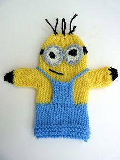 Minion puppet