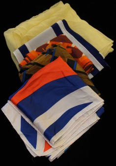 Lot Of Vintage Vera Scarves by SycamoreVintage on Etsy, $29.00
