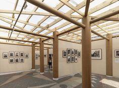 Pavilhão Temporário de fotografia Kyotographie
