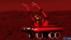 Illudium Rover 1