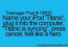Totally should try this