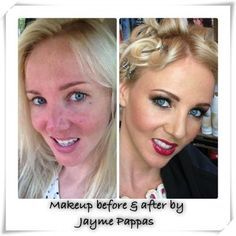 Makeup application by Jayme Pappas. | Yelp
