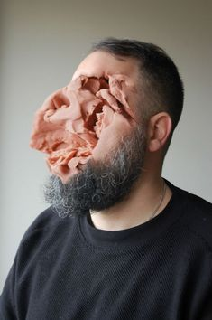 Freakish portraits manipulated with Play-Doh | Dangerous Minds