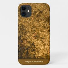 Sparkling Flaked Gold Metallic Bling iPhone 11 Case tan redhead, redhead art, redhead problems #redheadbeauty #redheadunite #redheadedwoman, back to school, aesthetic wallpaper, y2k fashion Redhead Art, Iphone 11, Apple Iphone, Iphone Cases, Redhead Problems, Gold Sparkle, Apple Tv, Plastic Case