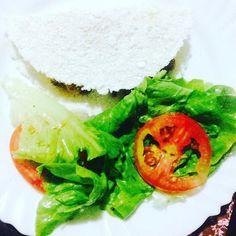 Janta de hoje: tapioca de carne  salada  sobremesa: iogurte  meia banana  aveia. #emagrecimento #saude #vidasaudavel #comerbem #viverbem #fitness #eacolhas #RA #foconadieta #dieta #reeducao #aprenderacomer #receita #fit #fitness #eueliminandopeso #antesedepois #magra #verao #proteina #foco #meta #objetivo #menos5kg #determinacao #determination #focus #fit by projectmenos10kg http://ift.tt/25ldqHI