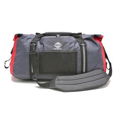 Aqua Quest White Water Duffel - 100% Waterproof - 75 L - Black, Charcoal, or Red ** Click image to review more details. (This is an Amazon Affiliate link and I receive a commission for the sales)