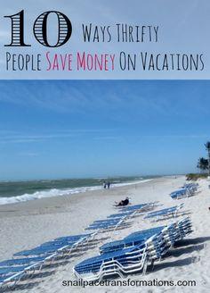 saving money on vacation, save money, vacat save, save idea, peopl save