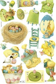 Marjolen Bastin Easter