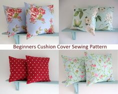Beginners Cushion Cover Pattern