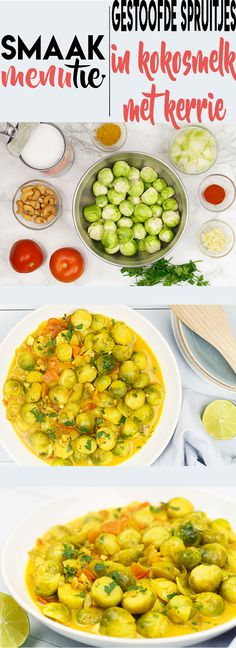 Clean Eating, Curry, Vegetarian Recipes, Healthy Recipes, Vegas, Food Inspiration, Meal Prep, Side Dishes, Good Food