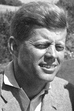 """John Fitzgerald Kennedy (May 29, 1917 – November 22, 1963), commonly known as """"Jack"""" or by his initials JFK, was the 35th President of the United States, serving from January 1961 until he was assassinated in November 1963 35th President of the United   ❤♥❤❤❤♥❤ http://en.wikipedia.org/wiki/John_F._Kennedy"""