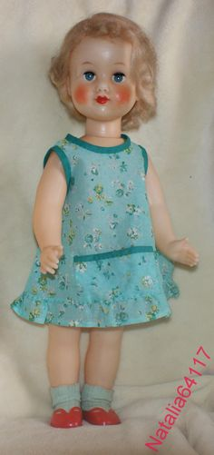 Кукла СССР Парик
