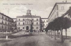 Verona - Ospedale Militare 1916