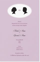 cameo Invitations & Announcements