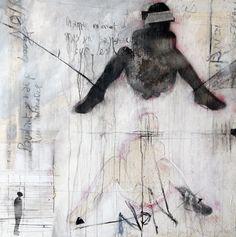 Vivre l'Art - Magazine: NATHALIE FLORES : BLANCA ET NEGRA ! (Yannick Lefeuvre)