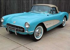 $50,000 Reward for 1957 Corvette