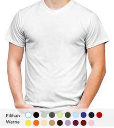 Buat Custom Satuan, Print Kaos Custom Design Sendiri - Ciptaloka.com