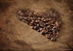 Kitchen wall decor coffee beans photo by IonAnthosPhotography